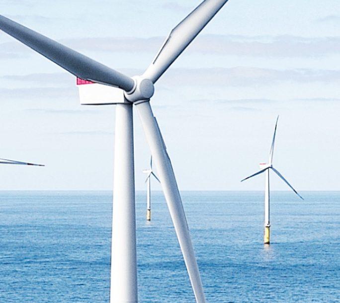 Orsted Wind Turbines